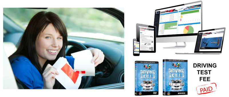 LDC intensive driving courses and lesson packages photograph